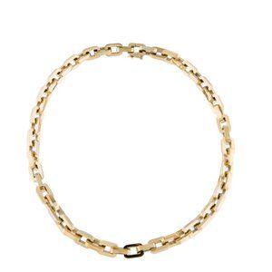 EDDIE BORGO Supra Link Collar Necklace